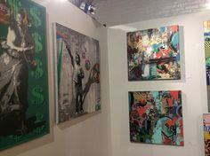 Artemisia Gallery, New York City  Cope2 / Kurar