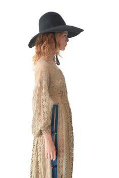 Priestess Dress   Spanish Moss