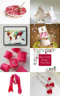 Monday Shopping frenzy Continues by Kia on Etsy--Pinned with TreasuryPin.com