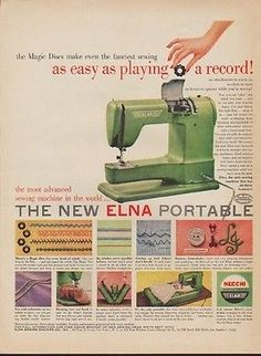 9 Best Sewing Elna 3210 Images Sewing Sewing Machine Vintage