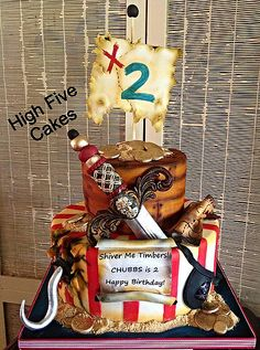 high-five-cakes   CAKE GALLERY