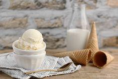 fior di latte – italienisches milcheis | around the world Sorbet, Gelato, Parfait, Latte, Milk, Ice Cream, Food, Inspiration, Icecream Craft