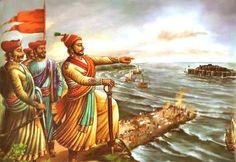 Great King Sambhaji Maharaj
