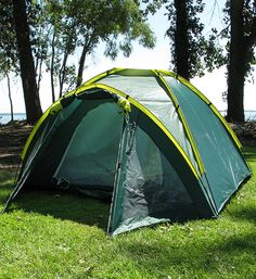 Camping and Hiking Gear, Including Tents, Sleeping Gear, Cooking and Dining Accessories, Camp Furniture, and Back Packs