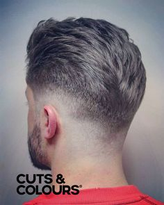 2017 has continued some men's hair trends while adding some hot new looks. C… 2017 has continued some men's hair trends while adding some hot new looks. Check out these pictures for 33 men's haircut ideas for all hair lengths… Continue Reading → Cool Hairstyles For Men, Hairstyles Haircuts, Hairstyle Ideas, Pixie Haircuts, Medium Hairstyles, Big Forehead Hairstyles Men, Retro Mens Hairstyles, Men's Haircuts Fade, Beard And Hairstyles