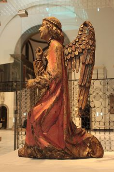 The Angel Gabriel from the Annunciation