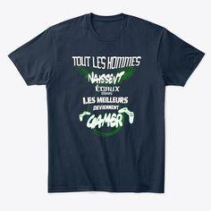 T-shirts pour les Gamer ! . Montrez votre fierté ou votre passion avec humour avec des t-shirts Gameur personnalisé des maintenant!  Paiement sécurisé garanti: PAYPAL | VISA | MASTERCARD Imprimé, fabriqué en Europe et expédié en Europe T Shirt, Europe, Passion, Mens Tops, Humor, Supreme T Shirt, Tee Shirt, Tee