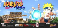 Naruto Expo 2016 - Santiago de Chile, 6 de Febrero 2016 ~ Kagi Nippon He ~ Anime Nippon-Jin
