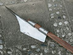 New Arma Bohemia halberd -- myArmoury.com