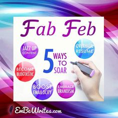 #Fab #February at EmBeWrites.com  #Branding #BrandDesign #EmailMarketing #Strategy #Resume #Atlanta and #Nationwide #RealEstateMarketing #Blogging Management and #BlogWriting.  EmBe Writes specializes in providing high quality #WebContent and #WebDesign at affordable prices for #SmallBusinesses #Startups and #EcommerceStores local to #Atlanta and #Nationwide throughout the #US.  Also specializing in #Websites, and #Campaign management for #politicians.  How can EmBe Writes help you design…