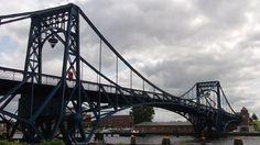 Wilhelmshaven:  Kaiser-Wilhelm-Brücke