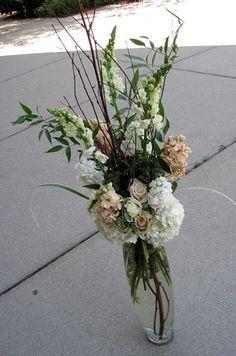 Beautiful tall floral