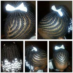 Kids braids