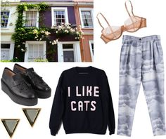 """""""#315"""" by kelly-m-o ❤ liked on Polyvore"""