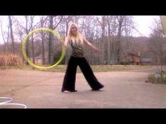 Trap Hooping :D #hooping #hoop dance #flow