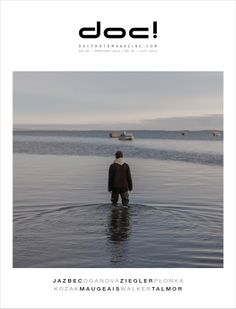 Cover of doc! photo magazine #20 Cover photo: Ciril Jazbec