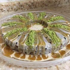 كيكة النيدو ❤️☺️👌🏻 وصفة حلى من حساب الشيف سمسم الشكل لحاله لذيذ #تطبيق_طبخي #طبخي #حلى #حلويات #وصفات #أطباق #طبخ #طبق #سلطات