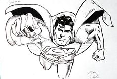 Superman comic by McMarrow on DeviantArt