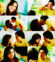 Ethan and Emma I miss this show, I wish it never got cancelled! Tv Quotes, Movie Quotes, Alexandra Chando, Blair Redford, The Lying Game, Hobbies And Interests, Get To Know Me, Pll, Book Stuff