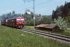 Eingestellte Bahnen Engelberg, Vevey, Lausanne, 21st, Train, History, Locarno, Historia