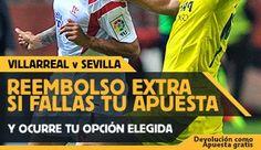 el forero jrvm y todos los bonos de deportes: betfair reembolso 25 euros Europa League Villareal...