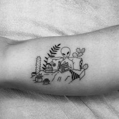 Image result for simple and funny tattoos