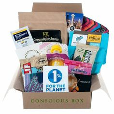 conscious box | Conscious Box Giveaway — The Healthy Voyager