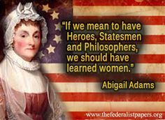 Abigail Adams Quote And Poster, To Many High Sounding Words And Not Enough Action. more Abigail Adams Quotes and other Founding Father Quotes Science Quotes, Learning Quotes, The Words, Founding Fathers Quotes, Abigail Adams, Conservative Politics, Historical Quotes, History Class, Enough Is Enough