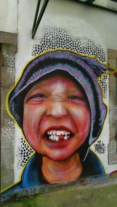 street art quimper