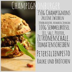 Eitler Tand // Champignon Burger
