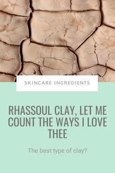 For me, clay masks are a seasonal thing. I use them a lot in summer when my skin stubbornly insists on pumping out more oil than it needs. But in winter my skin gets dry. There's not even a tiny drop of excess oil to be seen anywhere. But, lately, I've come across a type of clay that I can use all year round. It does the oil-absorbing job like all the other types of clays, of course, BUT it also moisturizes skin. Find out more here... #claymask Acne Prone Skin, Oily Skin, Sensitive Skin, Get Rid Of Blackheads, Best Skincare Products, How To Get Rid Of Acne, Clay Masks, How To Treat Acne, Clays