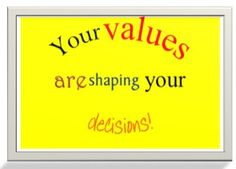 Values & Decisions