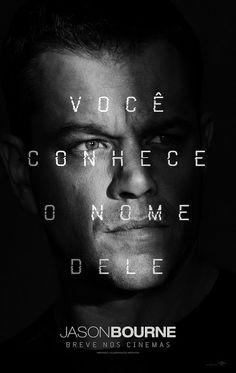 Vamos Falar Sobre... : Primeiro Trailer de Jason Bourne.