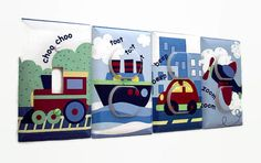 Train Light Switch Cover  Plane Car Boat Outlet Covers  Boys