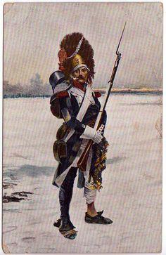 Granatiere della guardia imperiale