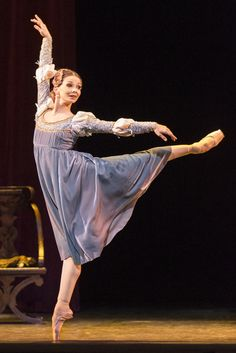 Evgenia Obraztsova as Juliet in Kenneth MacMillan's Romeo and Juliet. The Royal Ballet. © ROH/Johan Persson, 2013.