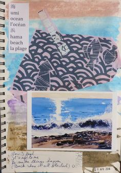 Now I feel It's up to me To make things happen (Back where it all started) O. 海 umi ocean l'océan 浜 hama beach . Things Happen, Rapper, Waves, Ocean, Journal, Beach, Artwork, Hama, Work Of Art