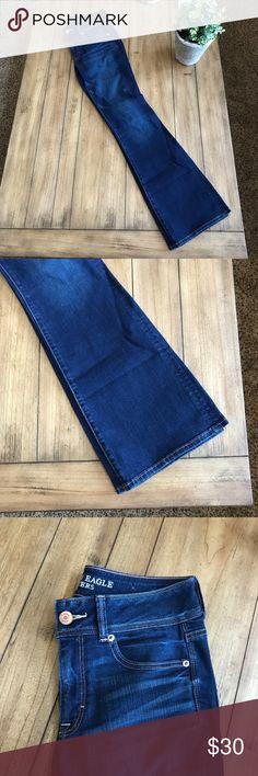 American Eagle Boot Cut Jeans American Eagle Boot Cut Jeans American Eagle Outfitters Jeans Boot Cut