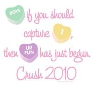 Crush Party T-shirt <3's