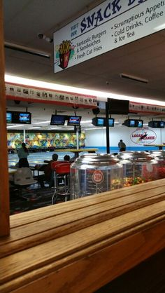 March 26, 2016-At the Logan Lanes.  Bowling is fun but the burgers and fries are the best in town!