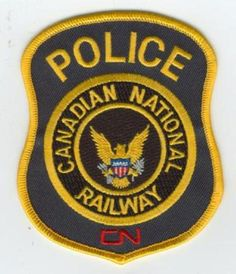Canadian National Railway Police
