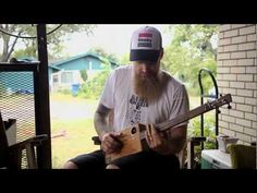 """Guitarist Tony Redman upcycles cigar boxes to make beautiful sounding (and looking) guitars 