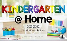Kindergarten Homeschool Curriculum Choices - 1+1+1=1 Kindergarten Homeschool Curriculum, Curriculum Planning, Kindergarten Math, Phonograms, Calendar Notebook, Reading At Home, Apple Theme, School Themes, Reading Levels