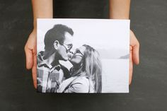 Couple photos are the best on canvas!