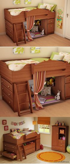 Loft Bed Imagine Collection