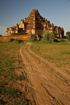 A different perspective - Myanmar