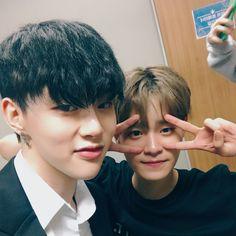 Daehwi & Hyunbin