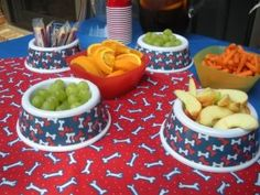 Throw an exceptional get-together for your children's birthday party with these 7 fascinating paw patrol party ideas. The thoughts must be convenient to those who become the true fans of Paw Patrol show. Dog Themed Parties, Puppy Birthday Parties, Puppy Party, Dog Birthday, Happy Birthday Me, Birthday Party Themes, Dog Parties, Birthday Ideas, Parties Food