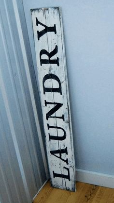 How to make an antique sign ~