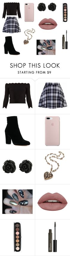 """""""Suite Life on Deck Reader Insert - #11 - 1"""" by zackamerrickan88 ❤ liked on Polyvore featuring Alexander McQueen, Marc Jacobs and NYX"""
